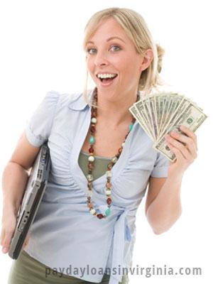 Virginia quick cash loans manual